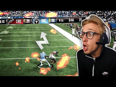 DISGUSTING SMOOTHIE CHALLENGE IF I LOSE! Madden 19 Extreme Ep. #2