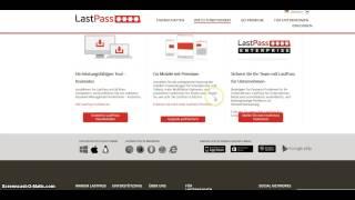 Gratis Tipps zur Software LastPass - Der Password Manager