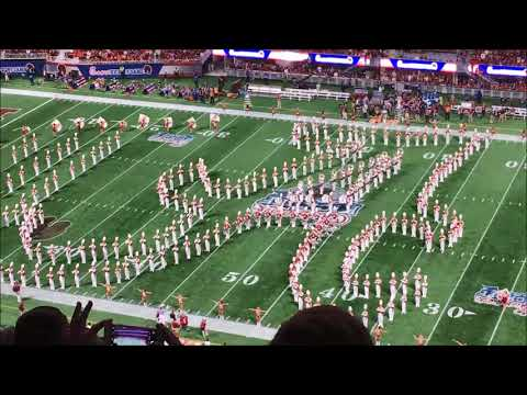 Million Dollar Band (PRE GAME) - Sept. 02, 2017