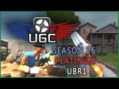 UGC EU HL Platinum S26 UBR1: Art of Throwing vs. The Bureau