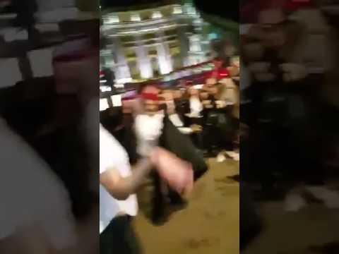 Sardar jee dancing on London street