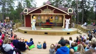 Teaterföreställningen Bamse och tårttjuven
