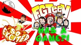*NEW* FGTeeV game!   Let's Play Ape Chase!
