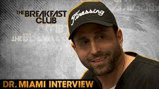 Dr. Miami Interview at The Breakfast Club Power 105.1 (04/13/2016)