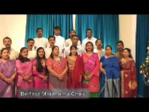 malayalam christmas album, Belfast Choir