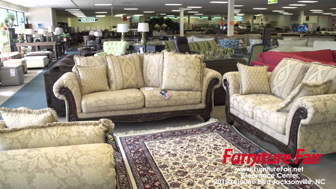 Furniture Fair Clearance Center Lejeune Blvd Jacksonville Nc