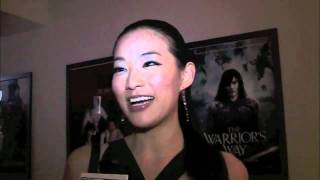 Arden Cho at the Agents of Secret Stuff world premiere screening