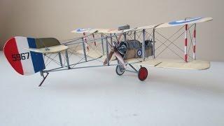 """Eduard 1/48 Airco DH-2 """"Final Reveal"""" (10.8.14)"""