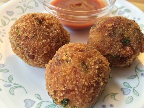 Vegetarian Fried Balls