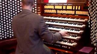 "USNA Pipe Organ, ""God of Our Fathers"", Ty Thompson"