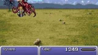 Final Fantasy VI  ENG - Limit/Desperation Exhibition thumbnail