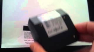 IS3480 1D Scanner