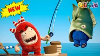 Oddbods | NEW | A SHARK FOR MY AQUARIUM | Funny Cartoons For Kids
