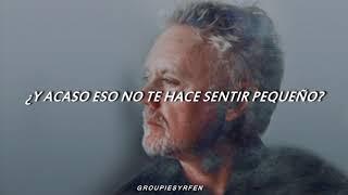 Small - Roger Taylor | subtitulada al español