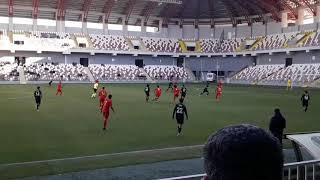 Göztepe Beşiktaş U19 Ligi Maçı 25 Ocak 2020