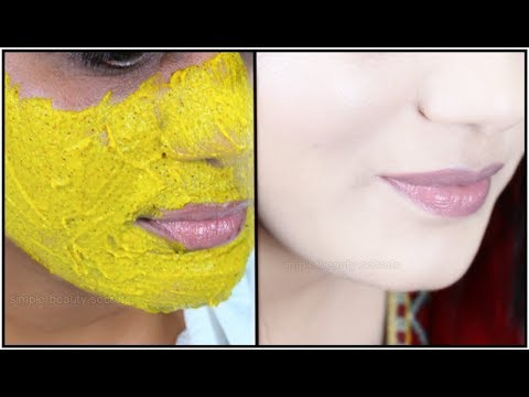How To Get Instant Fair & Glowing Skin - Best Skin Whitening Home Remedy