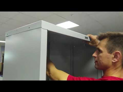Видео инструкция Сборка шкафа АМТ\ AMT CUPBOARD ASSEMBLING MANUAL