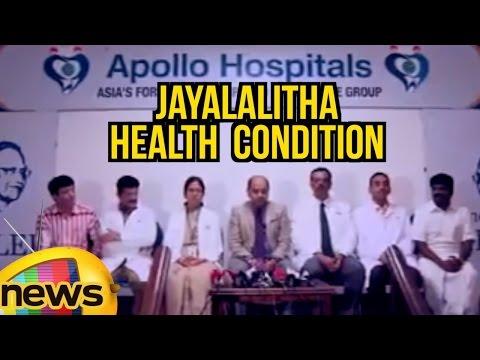 Breaking News | Apollo Opens Up About Tamilnadu CM Jayalalitha Health Condition |Chennai |Mango News