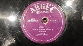 Klavdiya Shulzhenko - Chelita 78 rpm