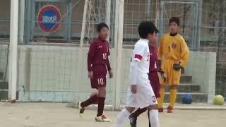 2015年12月20日《6年生定期戦》第36回松山SS定期戦(後期/広島開催)