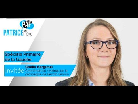 PAF – Patrice and Friends – Spéciale Primaire de la Gauche – Emission du 30 janvier 2017