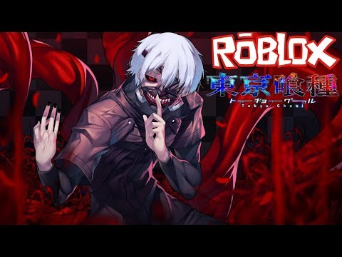 A GHOULS FULL POWER! || Roblox Ro-Ghoul Episode 2 (Roblox Tokyo Ghoul)