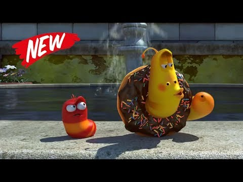Larva Tuba Full Movie | Episodes Donut ,Flare, Box | Larva 2018 Terbaru Cartoon Funny