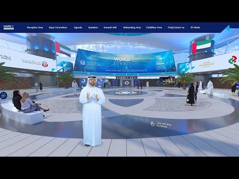 Hope Consortium: World Immunization and Logistics Summit - Virtual Exhibition and Stage