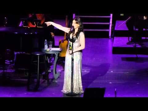 Idina Menzel  Tony SpeechAlways Starting Over from IfThen @ Radio City Music Hall 6162014