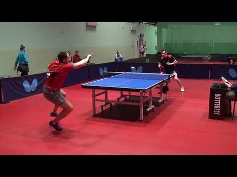 Видео: MOSHKOV - EFROYKIN #MOSCOW #Championships 2020 #RUSSIAN #tabletennis #настольныйтеннис