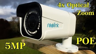 Review - Reolink RLC 511 IP Camera and PC Client Software