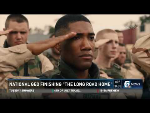 National Geographic's The Long Road Home to finish filming at Fort Hood