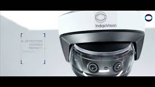 Introducing IndigoVision's BX Panoramic Dome Camera