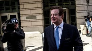 Watch Now: Paul Manafort Jury delivers note to judge, no verdict today