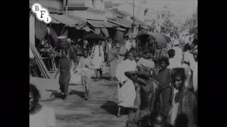A Native Street in India (1906)