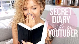 The Secret Diary Of A Youtuber | Beautycrush Thumbnail