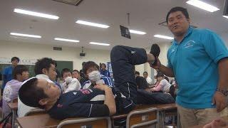 茨城国体に向け ジュニア選手の育成強化プログラムがスタート