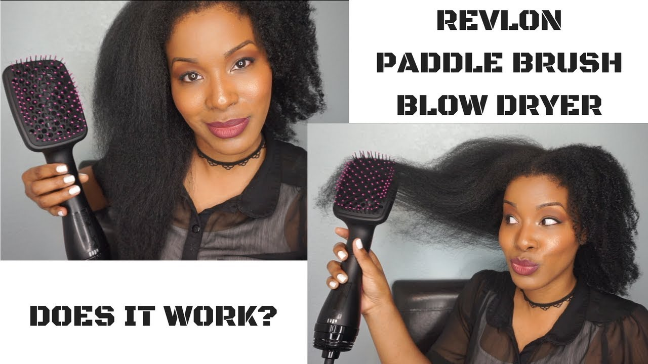 Revlon One Step Hair Dryer And Styler Brush Does It Work
