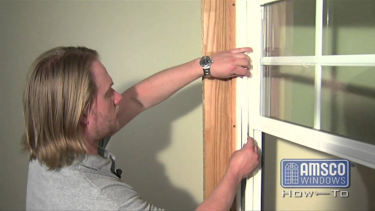 Double Hung Window Balance Spring Replacement