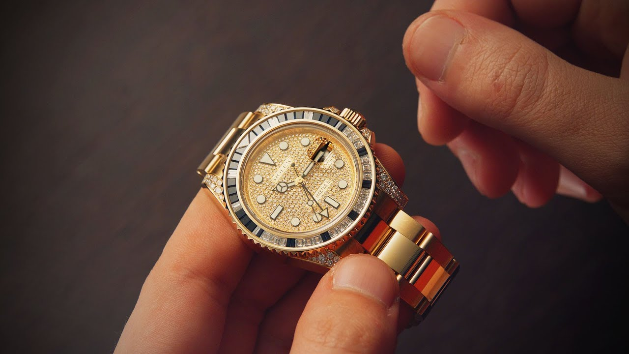 6a826ddc801600 The Most Impressive Rolex Ever? - GMT-Master II 116758 SA   Watchfinder &  Co.