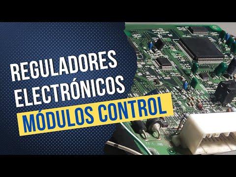 Curso Reparación de computadoras Automotrices ECU - Reguladores Electrónicos