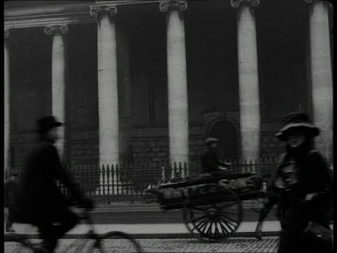 Dublin in 1915