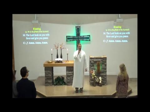 Pentecost 16