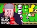 HOW IN THE FUUUU DO YOU EVEN BEAT THIS LEVEL??? [SUPER MARIO MAKER 2] [#11]
