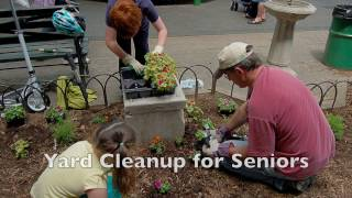 Spring Community Service Ideas