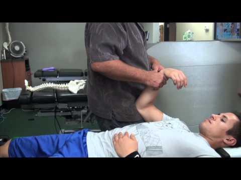 Chiropractic Upper extremity adjusting
