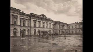 Старое здание московского почтамта / The old building of the Moscow Post Office