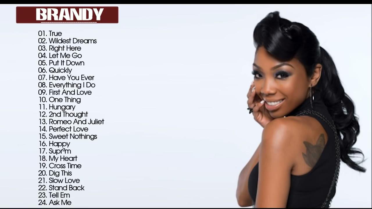 Download Brandy Greatest Hits - Best Songs Of Brandy