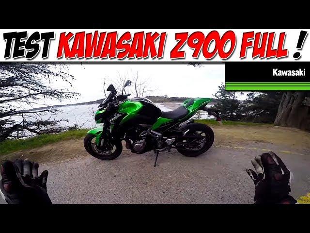 #Moto Vlog 80 : TEST KAWASAKI Z900 / LA RENAISSANCE DU Z ! (SURPRISE)