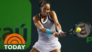 Tennis Star Madison Keys Is Using Her Voice To Fight Cyberbullying | TODAY